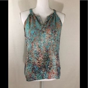 Cynthia Rowley Sleeveless Blouse
